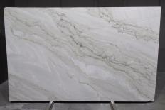Suministro planchas pulidas 0.8 cm en cuarcita natural SUPREME PEARL 1492G. Detalle imagen fotografías