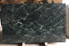 Suministro planchas pulidas 0.79 cm en mármol natural TAIWAN GREEN TW 2504. Detalle imagen fotografías