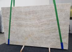 Suministro planchas mates 2 cm en cuarcita natural TAJ MAHAL 1164. Detalle imagen fotografías