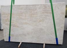 Suministro planchas mates 0.8 cm en cuarcita natural TAJ MAHAL 1164. Detalle imagen fotografías