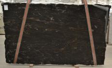 Suministro planchas pulidas 1.2 cm en granito natural TITANIUM BQ01198. Detalle imagen fotografías