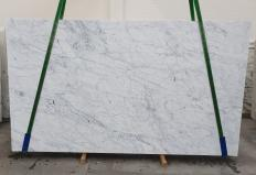 Suministro planchas al corte 3 cm en mármol natural VENATINO BIANCO 1299. Detalle imagen fotografías