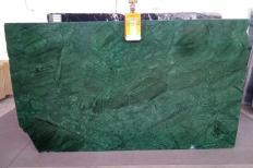 Suministro planchas pulidas 2 cm en mármol natural VERDE GUATEMALA AL0151. Detalle imagen fotografías