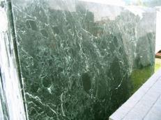 Suministro planchas pulidas 0.8 cm en mármol natural VERDE RAMEGGIATO SRC25122. Detalle imagen fotografías