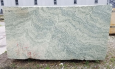 Suministro bloques ásperos 64 cm en mármol natural Vert d'Estours N320. Detalle imagen fotografías
