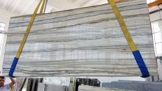 Suministro planchas pulidas 0.8 cm en mármol natural Zebrino LV0135. Detalle imagen fotografías