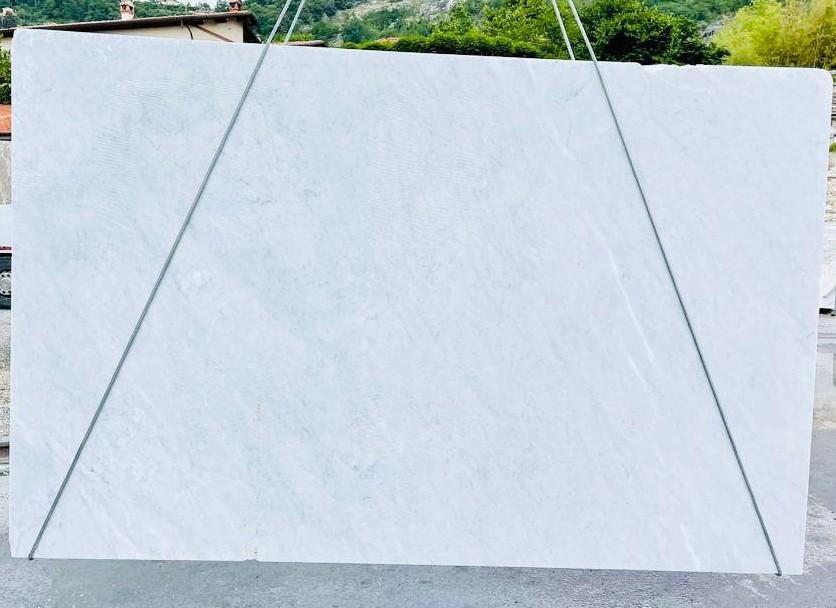 BIANCO CARRARA C Suministro Veneto (Italia) de planchas ásperas en mármol natural D210930 , Bnd04