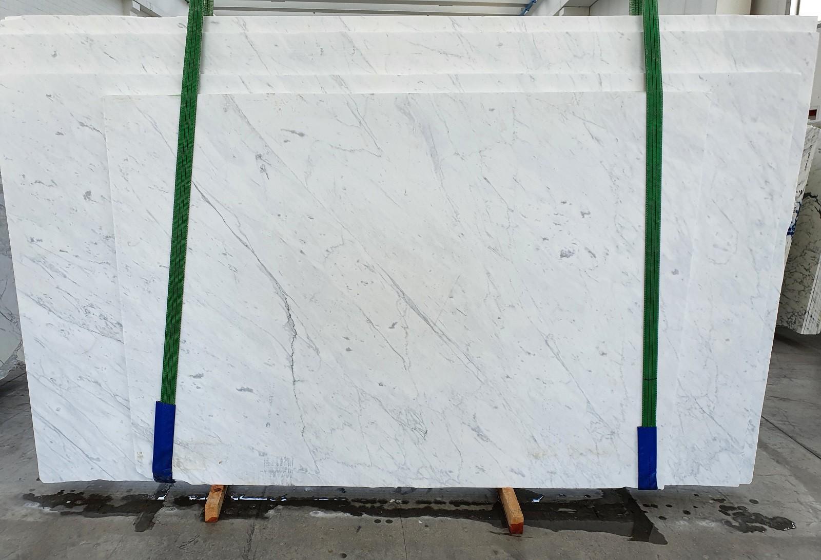 BIANCO CARRARA C Suministro Veneto (Italia) de planchas pulidas en mármol natural 1441 , Slab #37