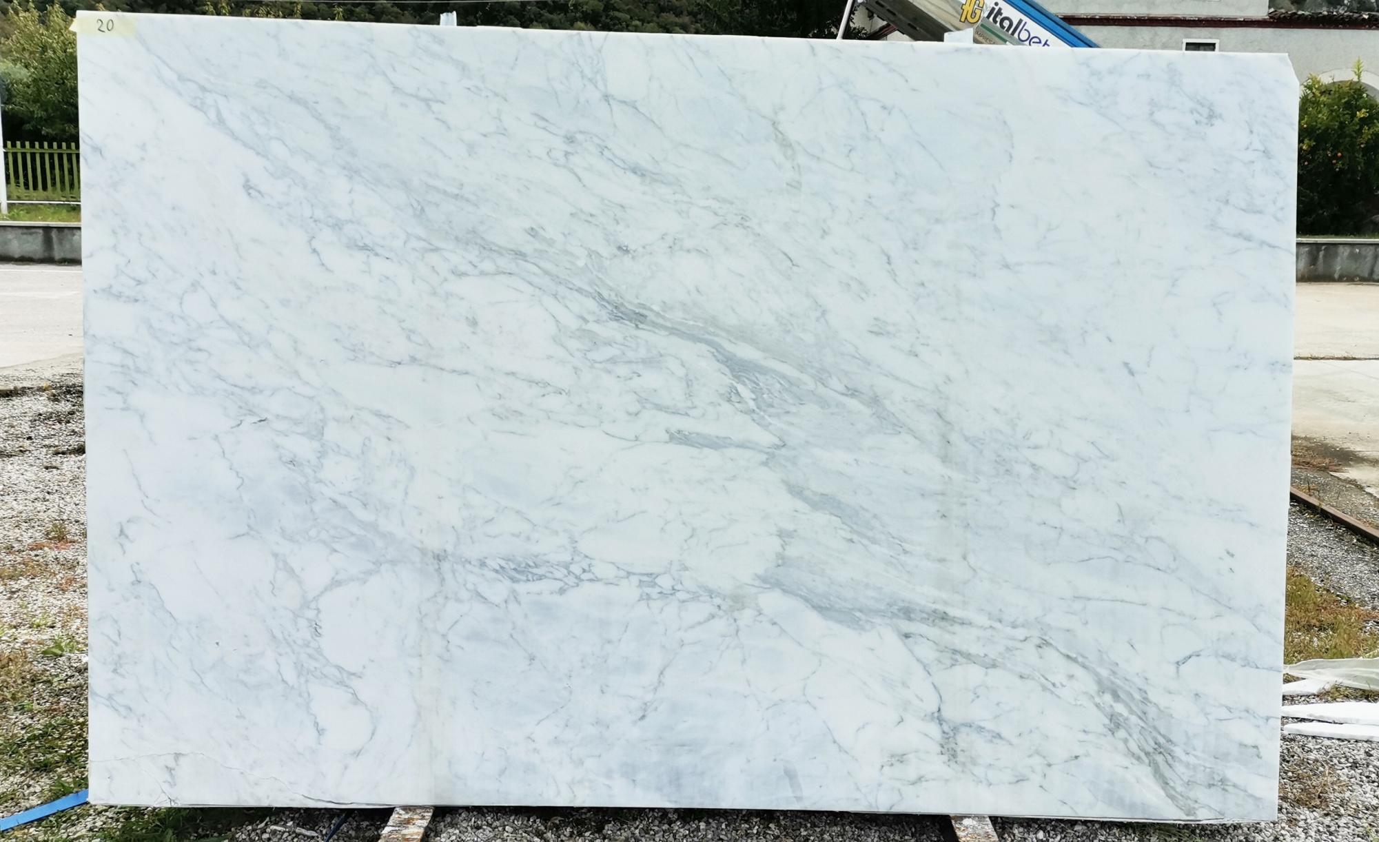 CALACATTA ARNI Suministro Veneto (Italia) de planchas al corte en mármol natural Z0195 , Bundle #2 - Slab #20