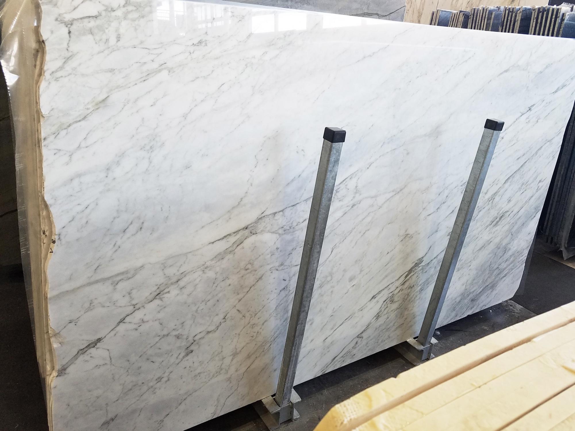 CALACATTA ARNI Suministro Veneto (Italia) de planchas pulidas en mármol natural Z0175 , Slab #41