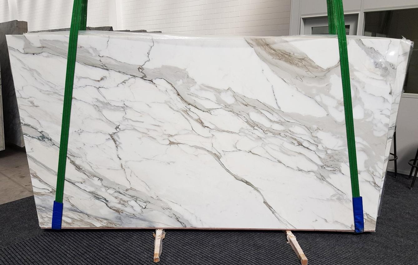 CALACATTA BORGHINI Suministro Verona (Italia) de planchas pulidas en mármol natural 1209 , Bundle #5