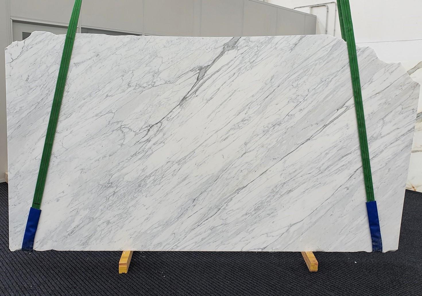 CALACATTA CARRARA Suministro Veneto (Italia) de planchas mates en mármol natural 1313 , Slab #01