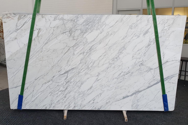 CALACATTA CARRARA Suministro Veneto (Italia) de planchas pulidas en mármol natural 1295 , Slab #18