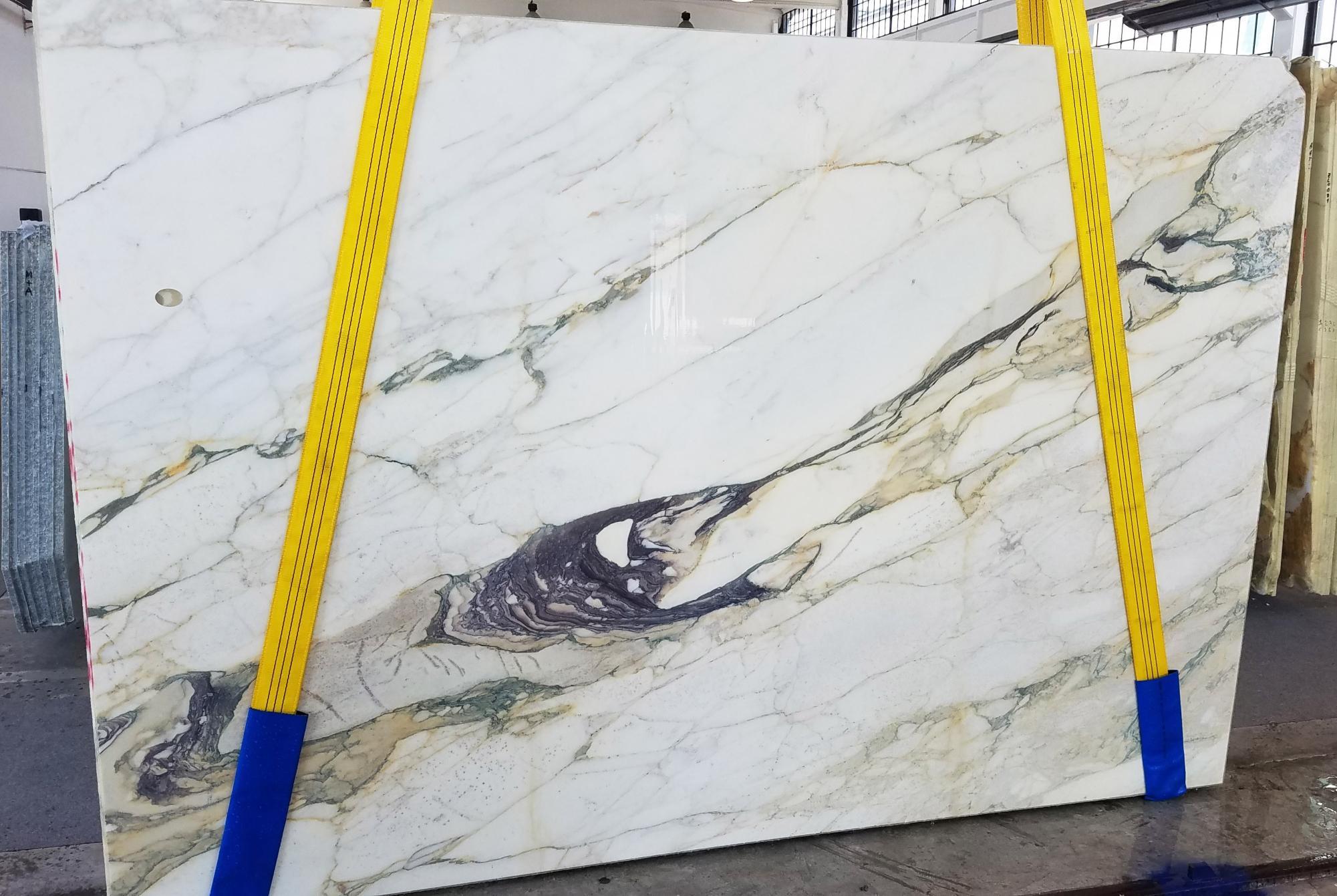 CALACATTA FIORITO Suministro Veneto (Italia) de planchas al corte en mármol natural U0433 , Slab #08