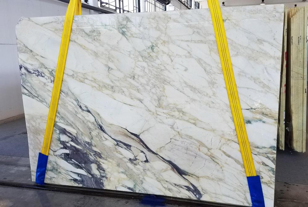 CALACATTA FIORITO Suministro Veneto (Italia) de planchas al corte en mármol natural U0433 , Slab #34