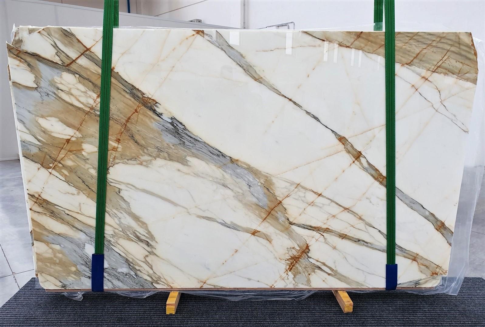 CALACATTA MACCHIAVECCHIA Suministro (Italia) de planchas pulidas en mármol natural 1272 , Slab #06
