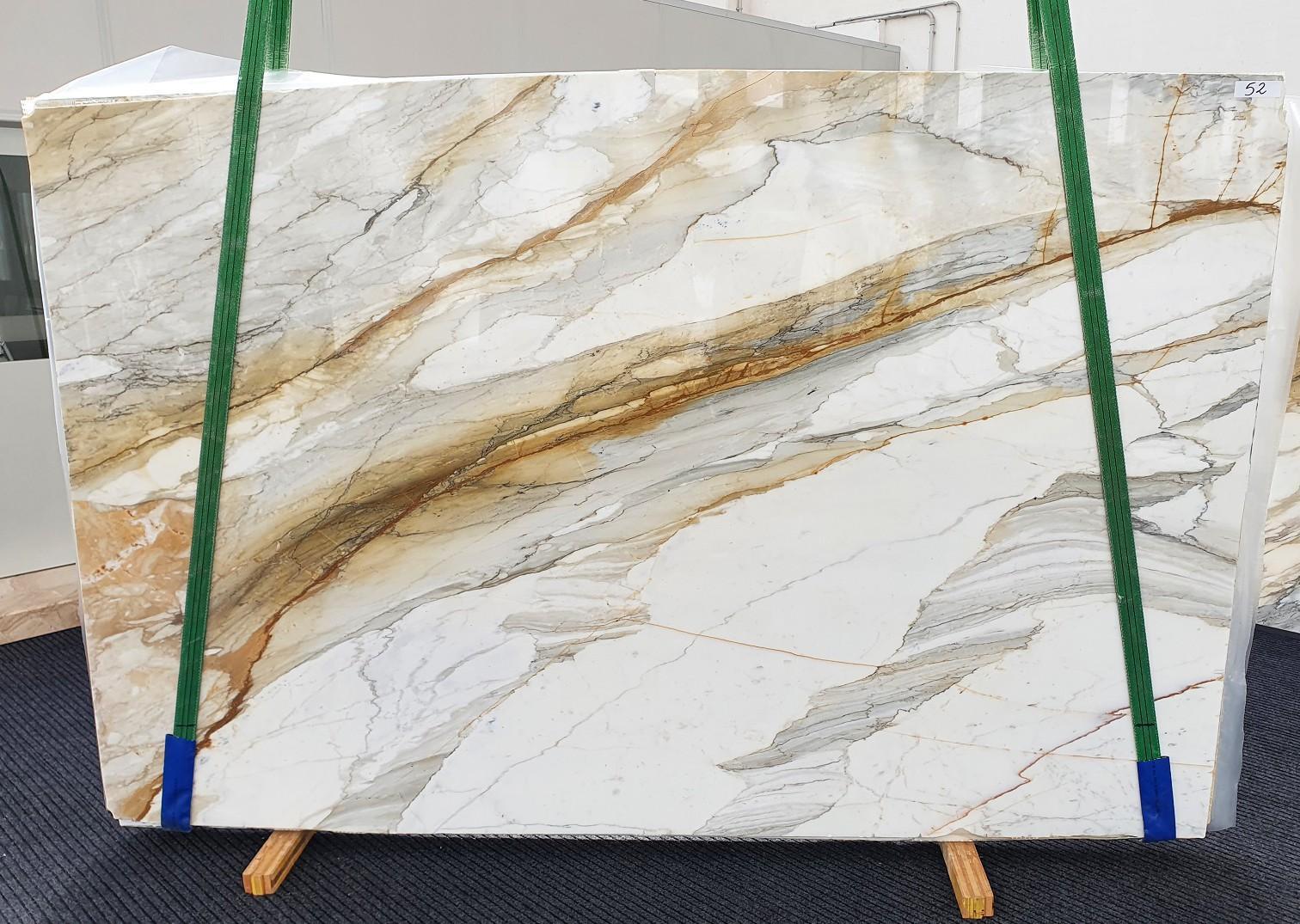 CALACATTA MACCHIAVECCHIA Suministro Veneto (Italia) de planchas pulidas en mármol natural 1354 , Slab #52
