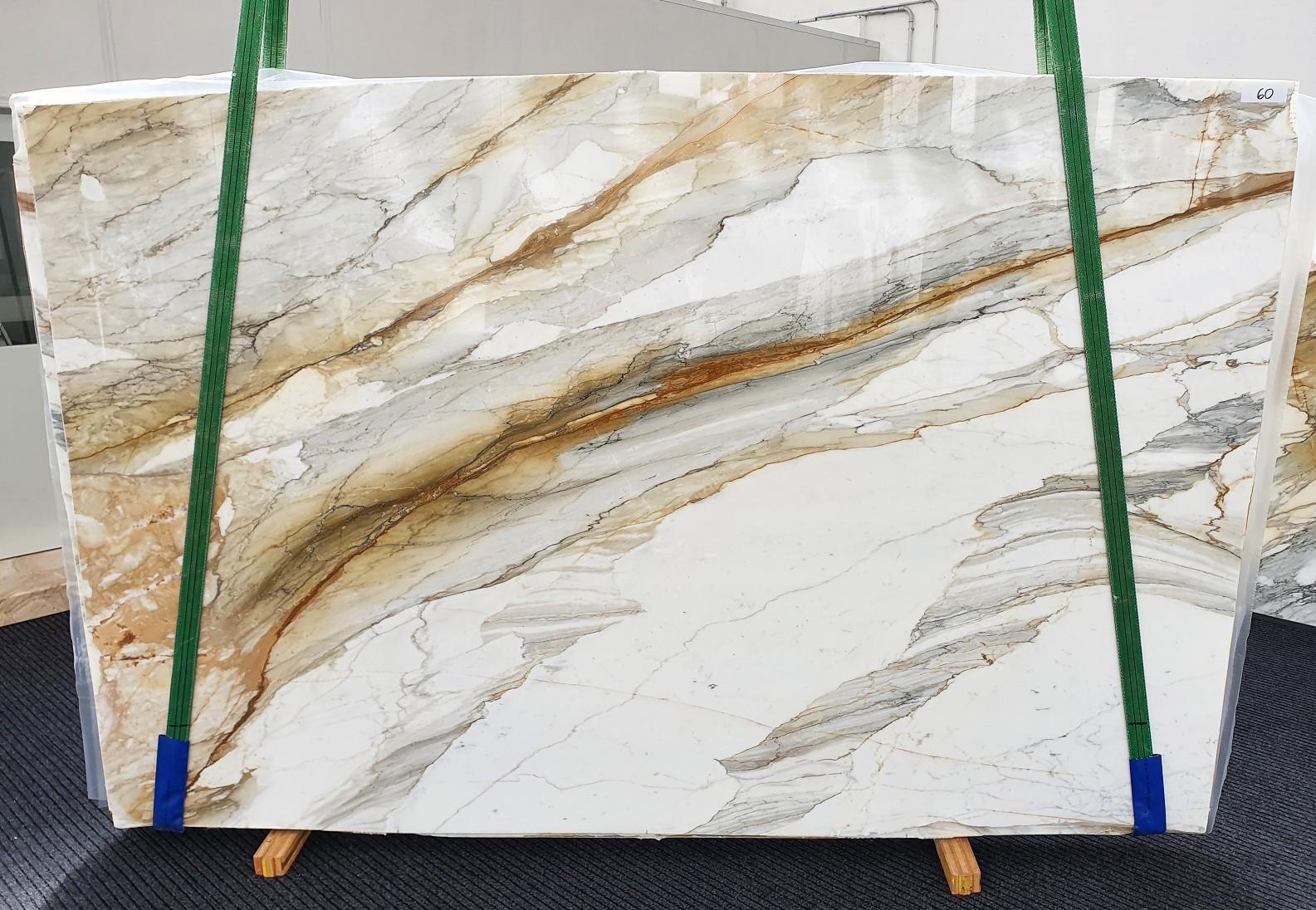 CALACATTA MACCHIAVECCHIA Suministro Veneto (Italia) de planchas pulidas en mármol natural 1354 , Slab #60