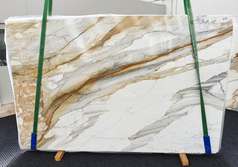 CALACATTA MACCHIAVECCHIA Suministro Veneto (Italia) de planchas pulidas en mármol natural 1354 , Slab #68
