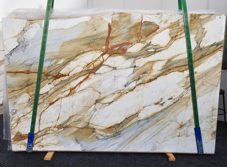 CALACATTA MACCHIAVECCHIA Suministro Veneto (Italia) de planchas pulidas en mármol natural 1422 , Slab #02