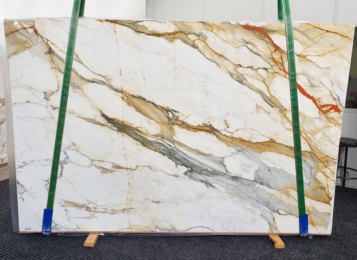 CALACATTA MACCHIAVECCHIA Suministro Veneto (Italia) de planchas pulidas en mármol natural 1422 , Slab #27