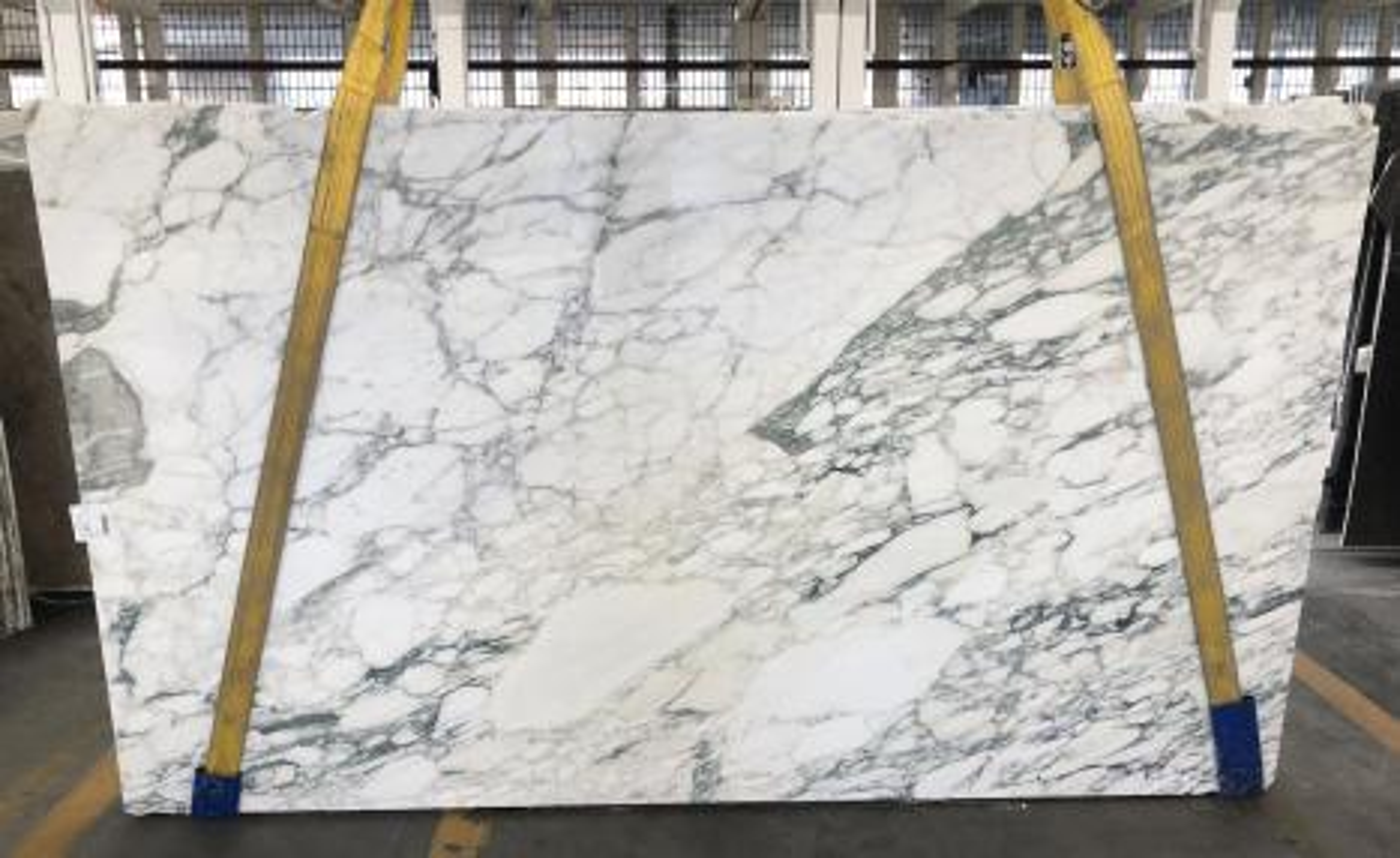 CALACATTA MONET Suministro Veneto (Italia) de planchas pulidas en mármol natural 1541M , Bundle #4
