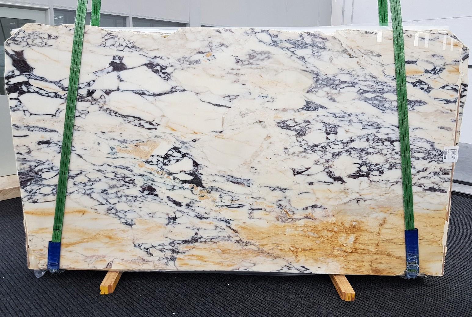 CALACATTA MONET Suministro Veneto (Italia) de planchas pulidas en mármol natural 1371 , Slab #01