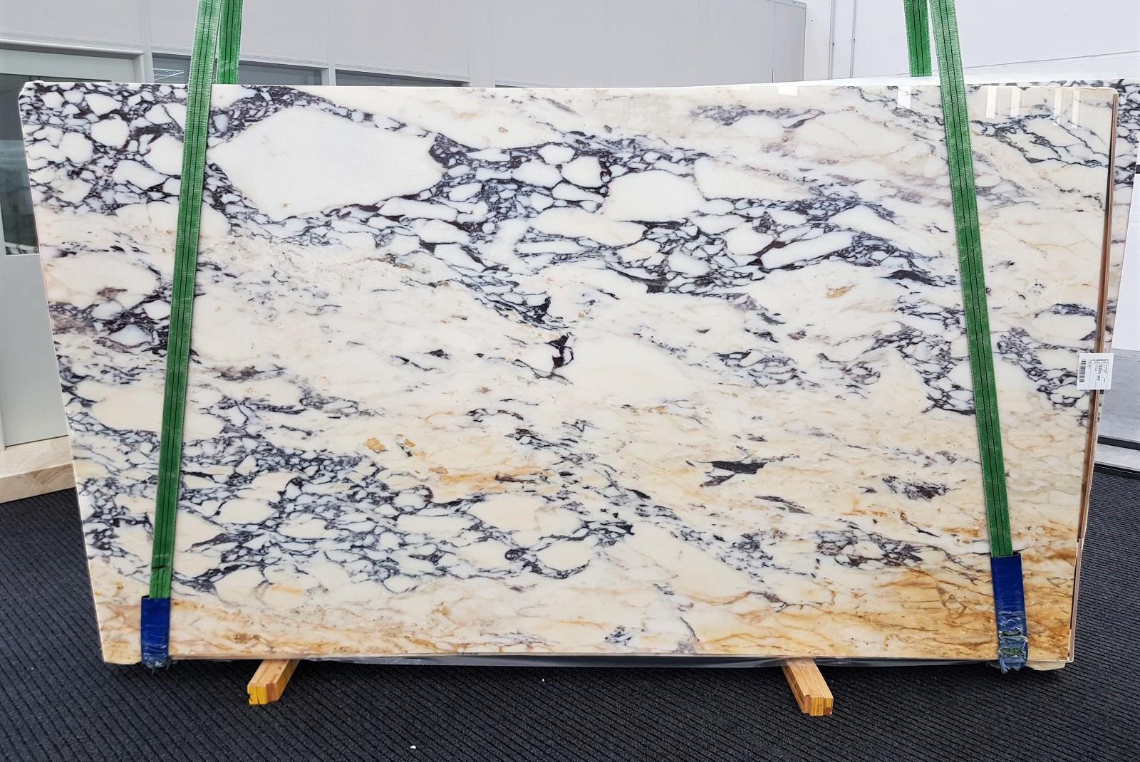 CALACATTA MONET Suministro Veneto (Italia) de planchas pulidas en mármol natural 1371 , Slab #21