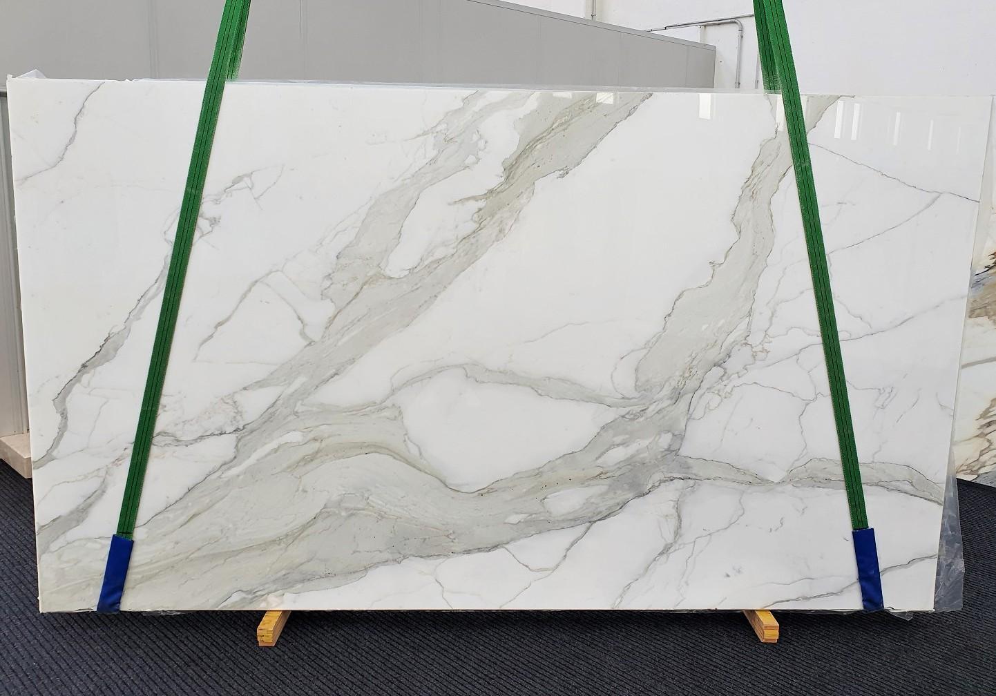 CALACATTA ORO EXTRA Suministro Veneto (Italia) de planchas pulidas en mármol natural 1366 , Slab #09