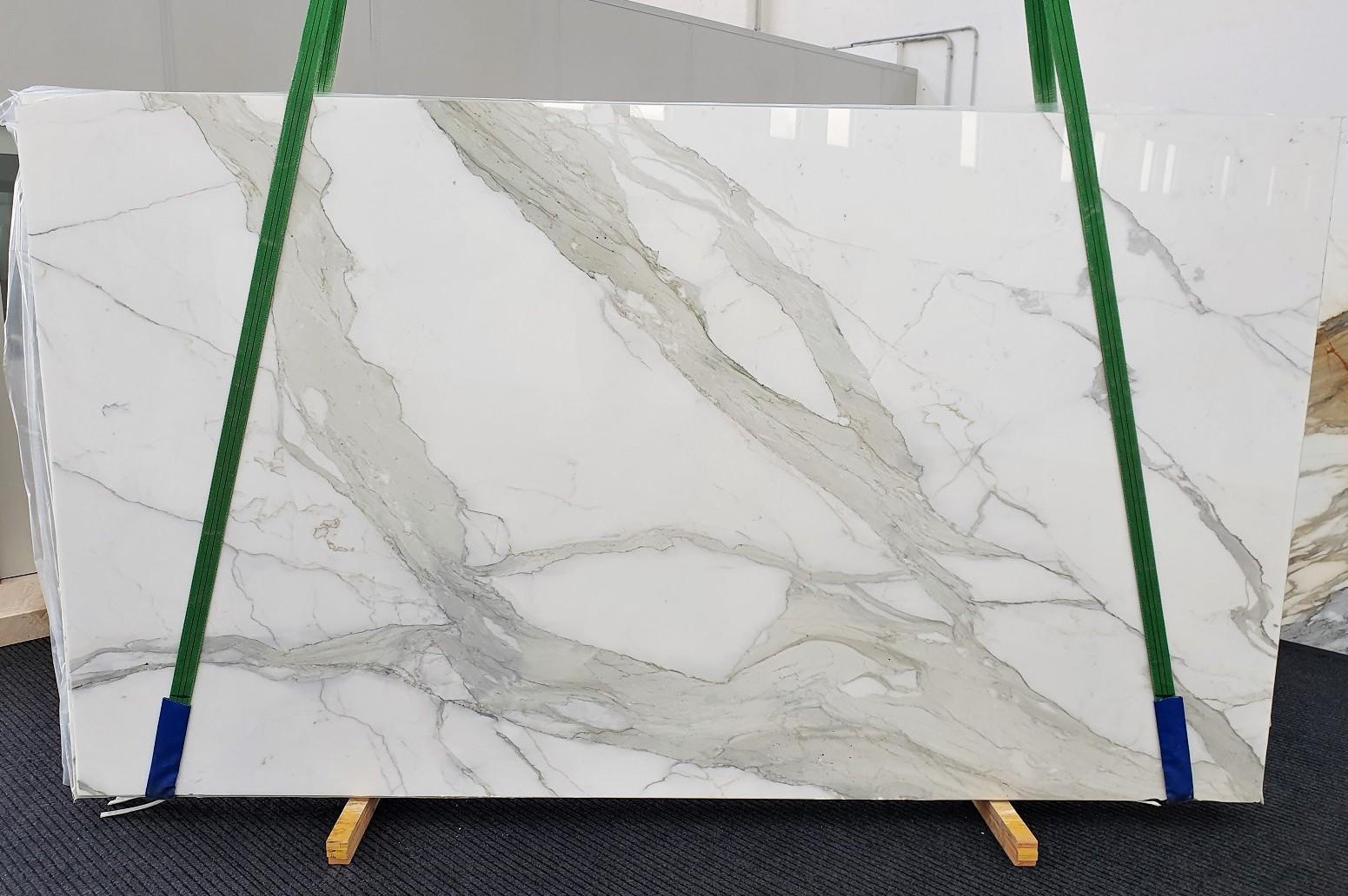 CALACATTA ORO EXTRA Suministro Veneto (Italia) de planchas pulidas en mármol natural 1366 , Slab #18
