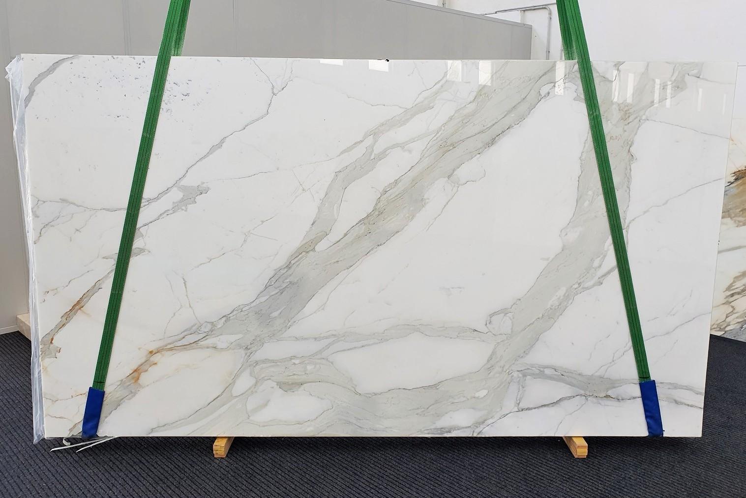 CALACATTA ORO EXTRA Suministro Veneto (Italia) de planchas pulidas en mármol natural 1366 , Slab #27