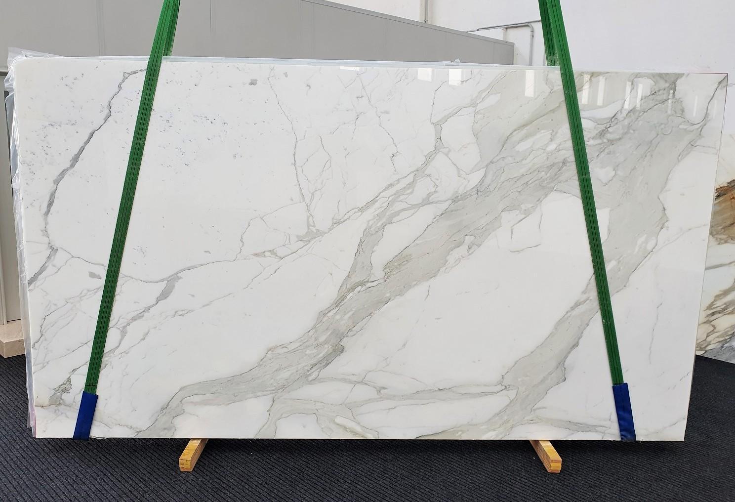 CALACATTA ORO EXTRA Suministro Veneto (Italia) de planchas pulidas en mármol natural 1366 , Slab #45