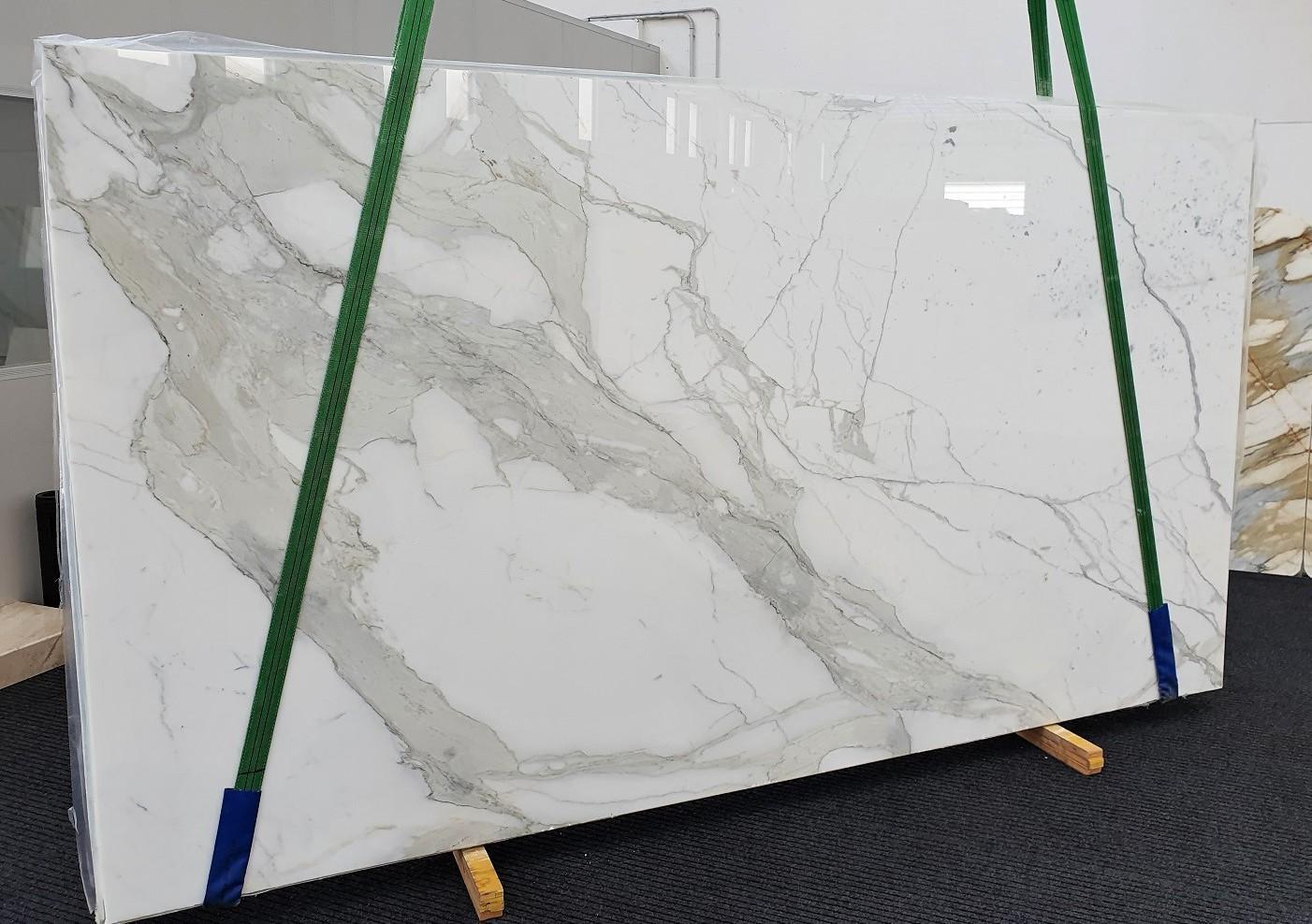 CALACATTA ORO EXTRA Suministro Veneto (Italia) de planchas pulidas en mármol natural 1366 , Slab #54