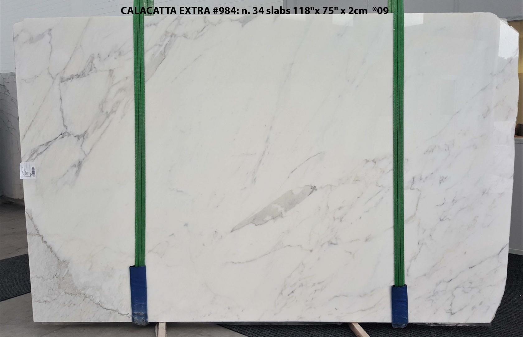 CALACATTA ORO EXTRA Suministro San Diego (Estados Unidos) de planchas pulidas en mármol natural GL 984 , Bundle #1