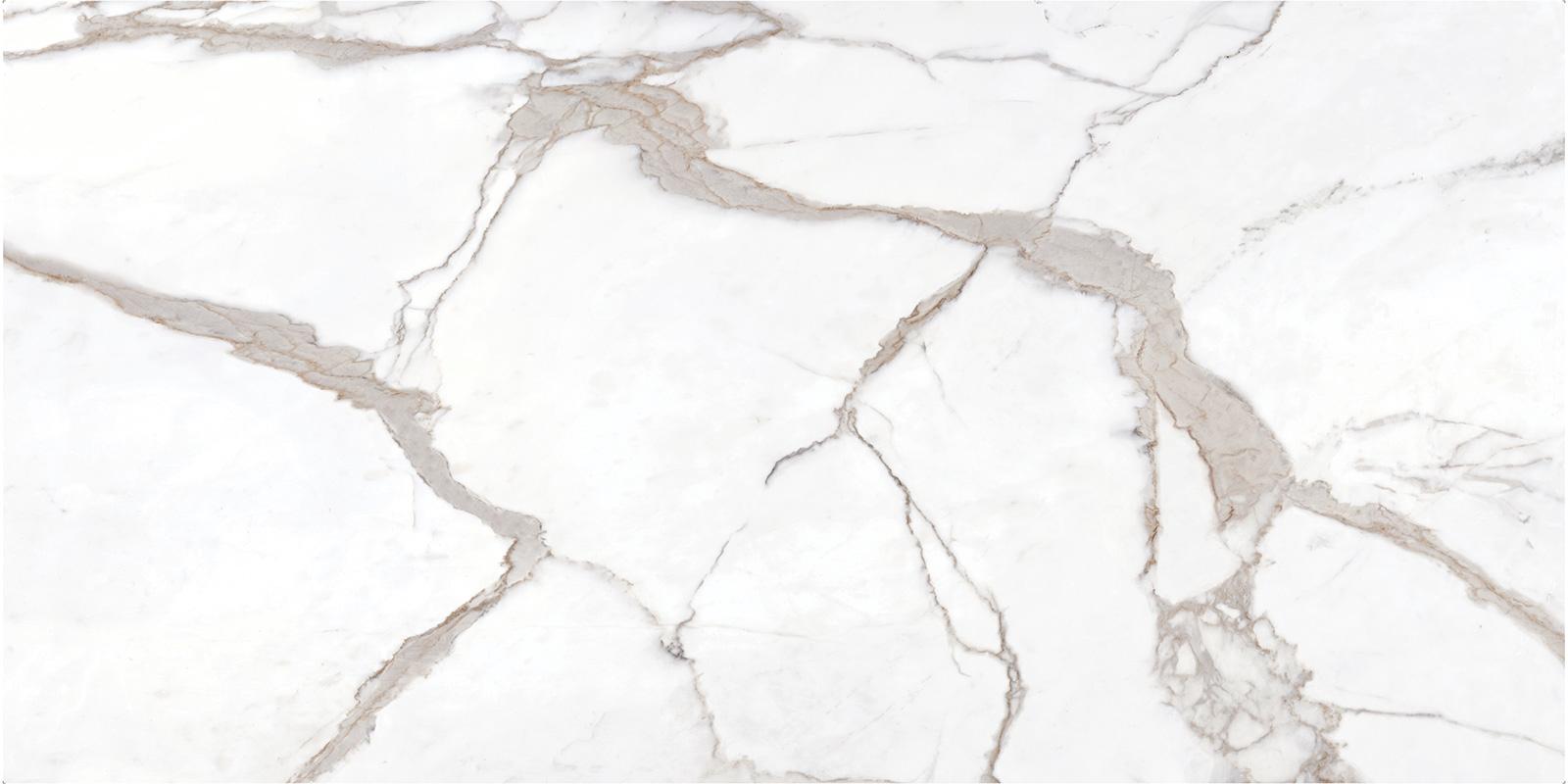 CALACATTA TOP Suministro California (Estados Unidos) de planchas pulidas en gres porcelánico resistente al calor CTP , Jumbo size