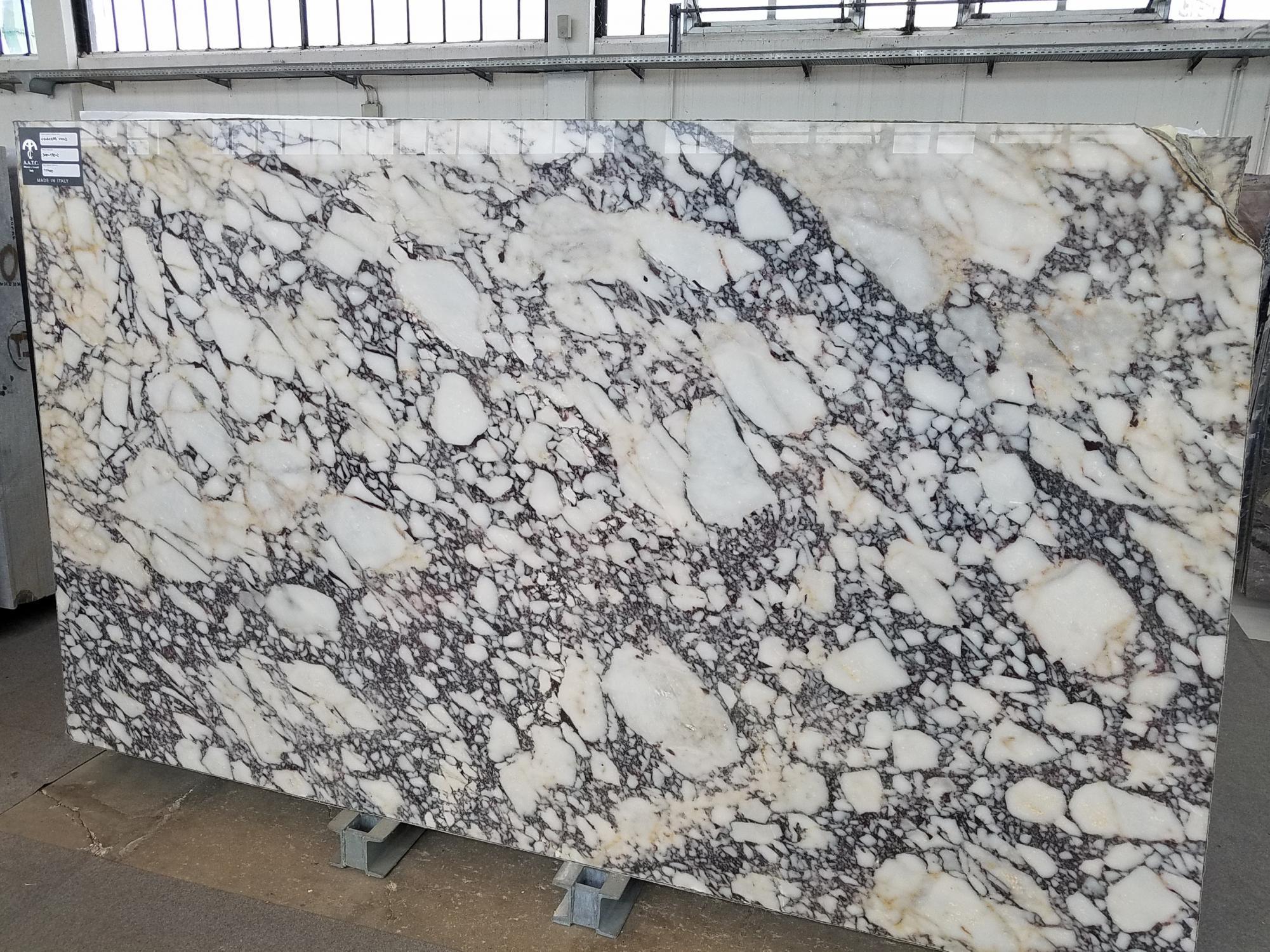 CALACATTA VIOLA Suministro Veneto (Italia) de planchas pulidas en mármol natural T0400 , SL2CM