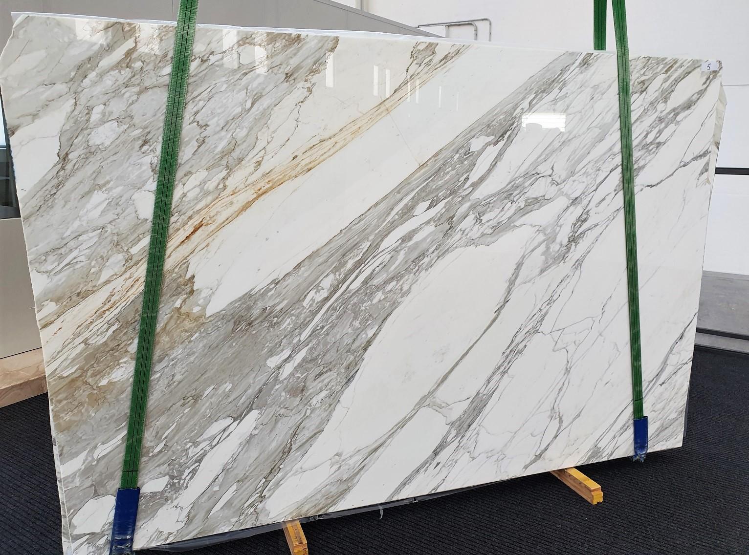 CALACATTA Suministro Veneto (Italia) de planchas pulidas en mármol natural 1344 , A - slab #05
