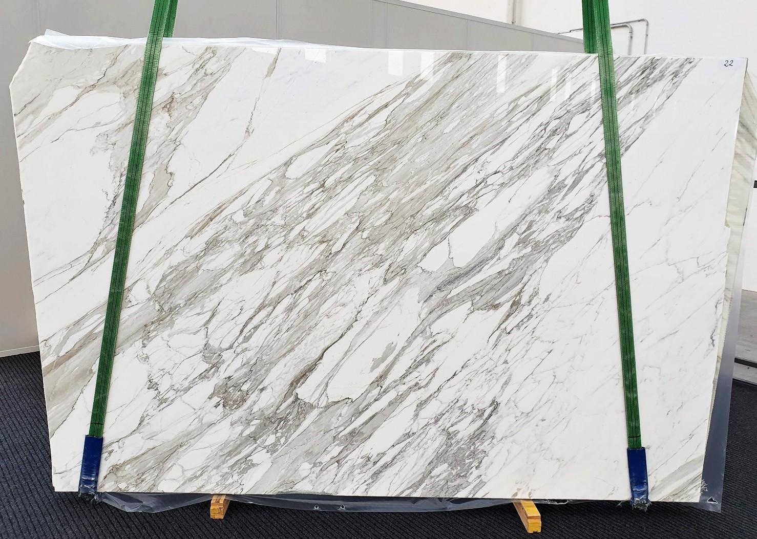 CALACATTA Suministro Veneto (Italia) de planchas pulidas en mármol natural 1344 , C - slab #22