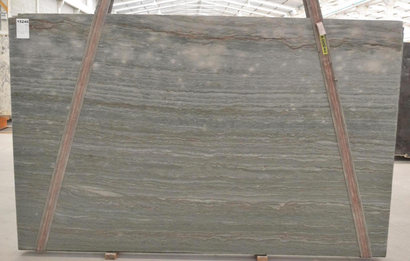 ESMERALDA Suministro Victoria (Brasil) de planchas pulidas en granito natural D-191022 , Bnd 15240