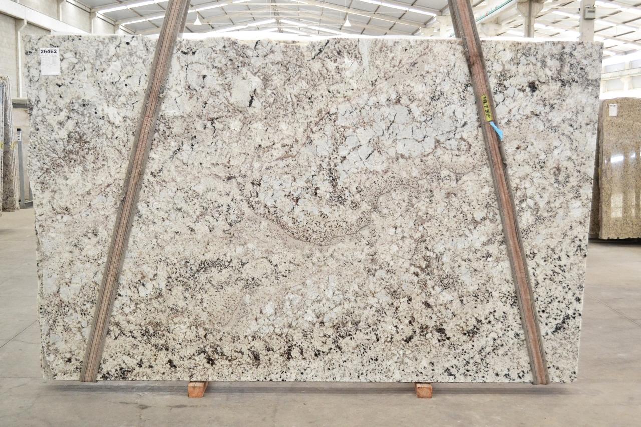 GALAXY WHITE Suministro Victoria (Brasil) de planchas pulidas en granito natural 01099 , Bdl #26462