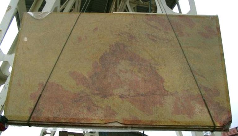 GIALLO ANTICO MELANGE Suministro (Italia) de planchas pulidas en mármol natural edi27011gm