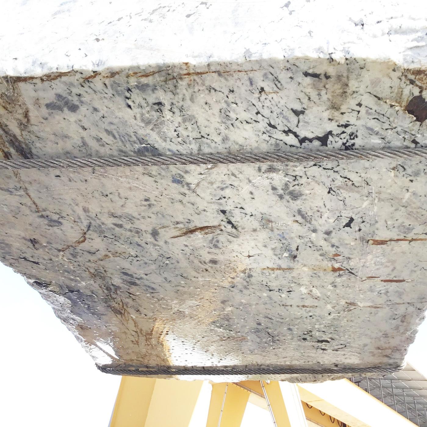 LABRADORITE BIANCA Suministro Verona (Italia) de bloques ásperos en labradorita natural GL D190308 , Face B