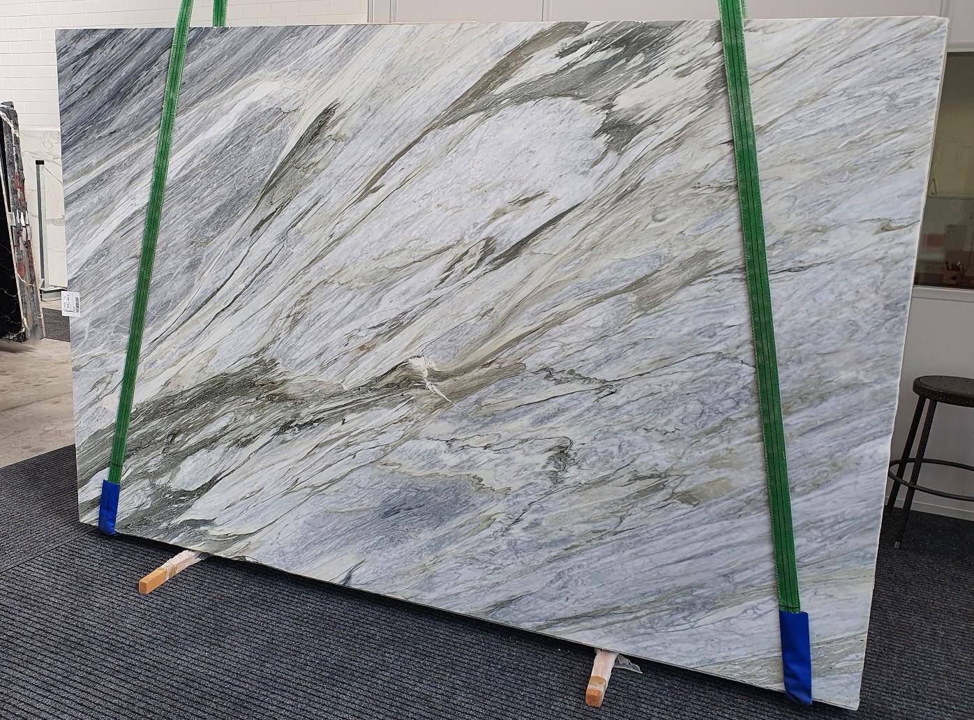 Manhattan Grey Suministro Veneto (Italia) de planchas pulidas en mármol natural 1357 , Slab #43