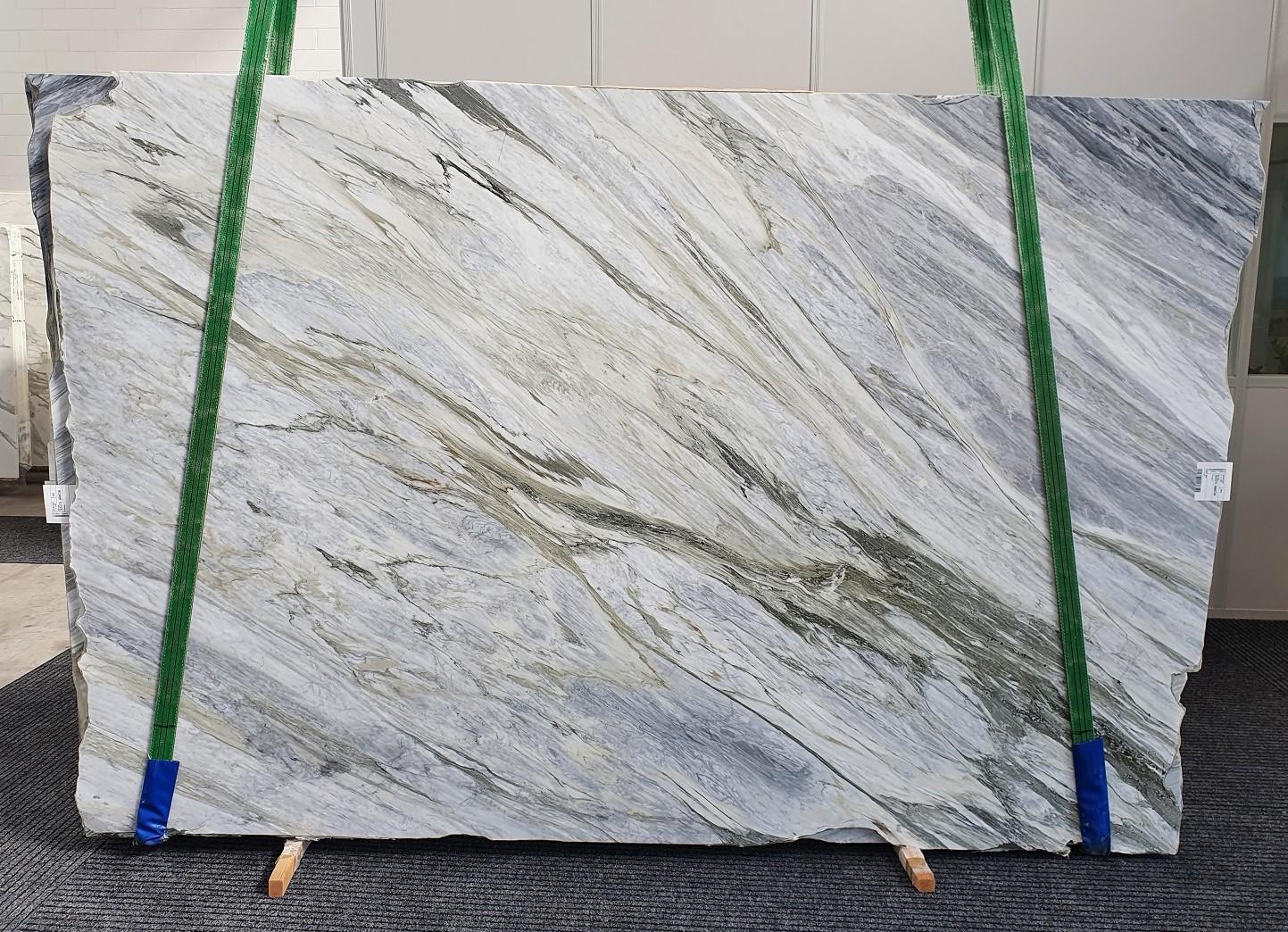 Manhattan Grey Suministro Veneto (Italia) de planchas pulidas en mármol natural 1357 , Slab #52
