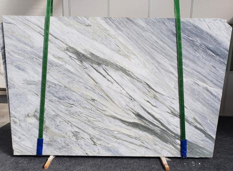 MANHATTAN GREY Suministro Veneto (Italia) de planchas mates en mármol natural 1357 , Slab #08