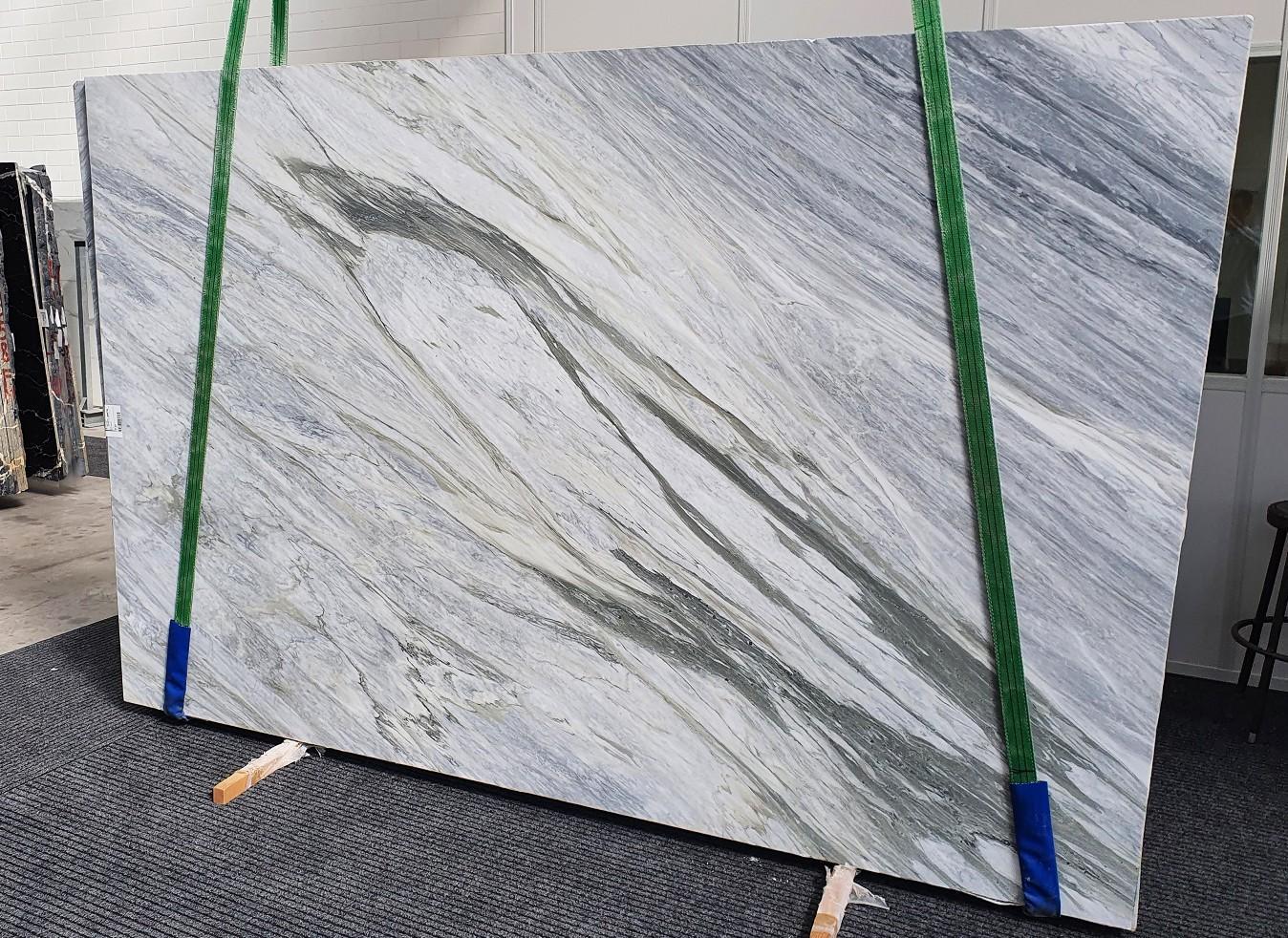 MANHATTAN GREY Suministro Veneto (Italia) de planchas mates en mármol natural 1357 , Slab #16