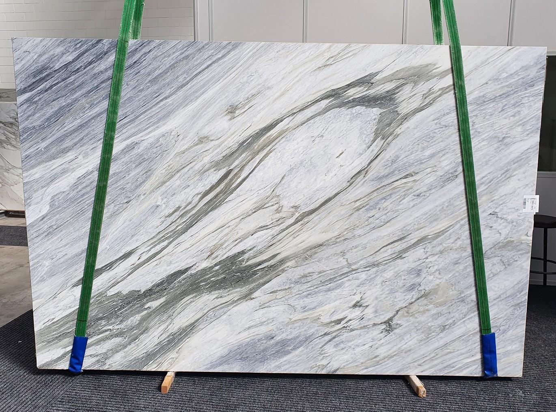 MANHATTAN GREY Suministro Veneto (Italia) de planchas mates en mármol natural 1357 , Slab #25