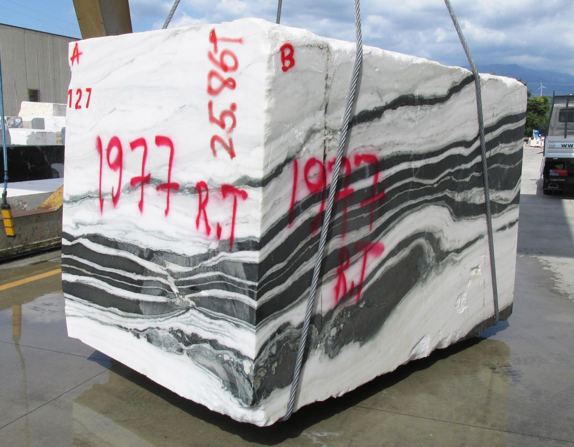 PANDA Suministro Veneto (Italia) de bloques ásperos en mármol natural 1771M , Face A