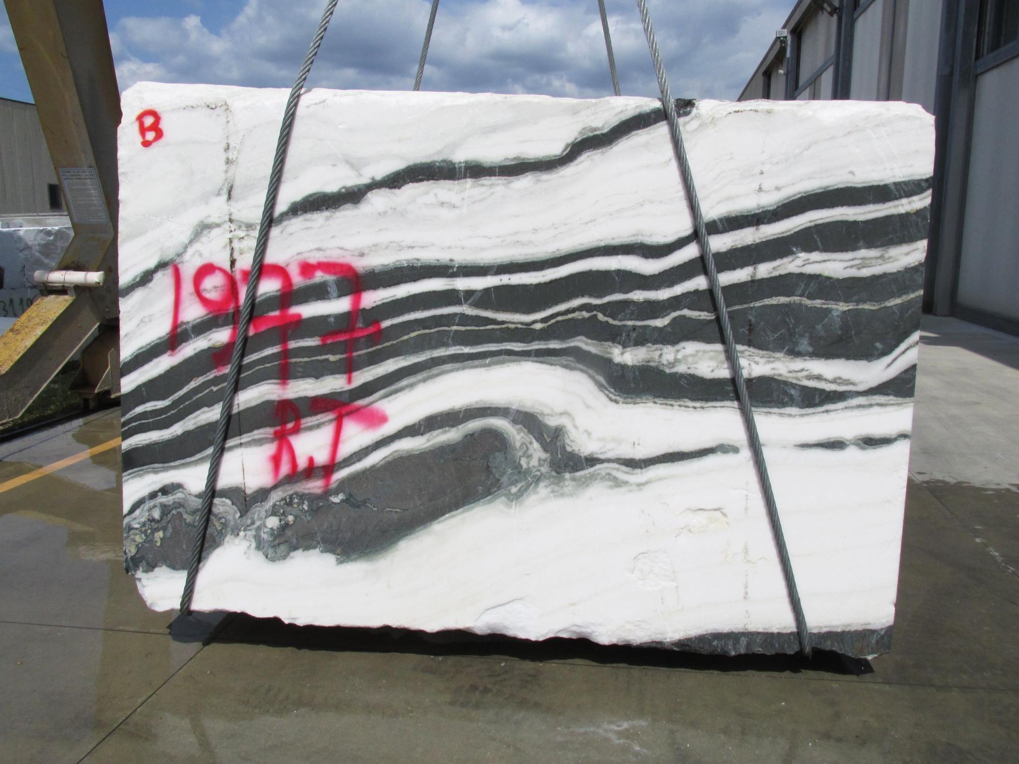 PANDA Suministro Veneto (Italia) de bloques ásperos en mármol natural 1771M , Face B