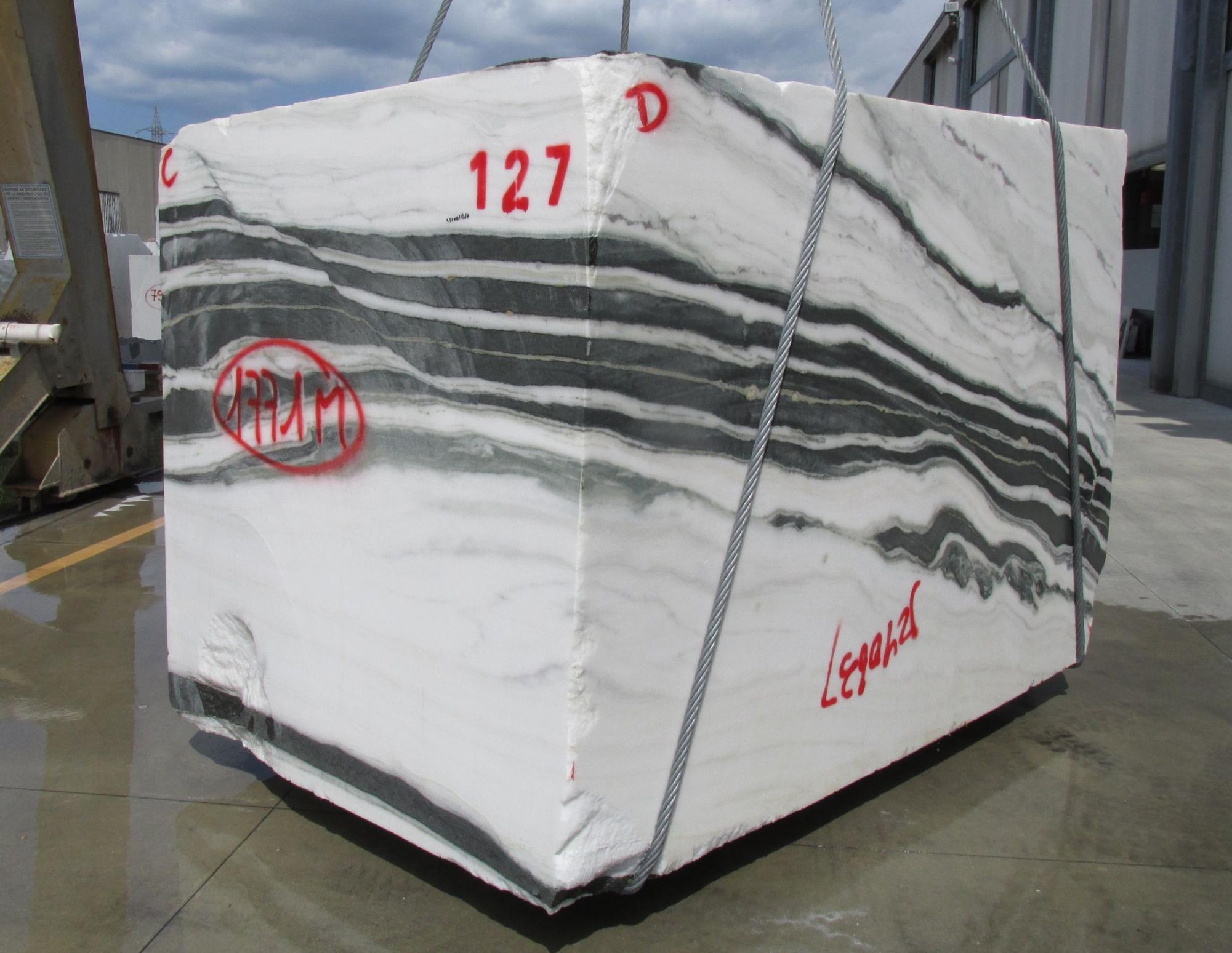 PANDA Suministro Veneto (Italia) de bloques ásperos en mármol natural 1771M , Face C